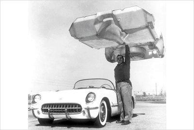 Bild: Corvette Oldtimer