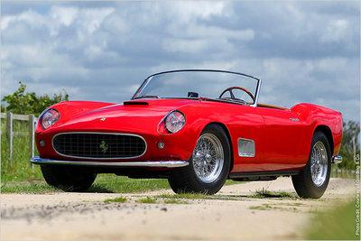 Bild: Ferrari Oldtimer