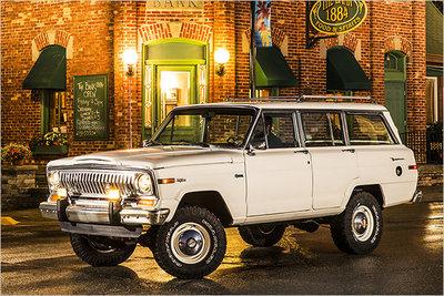 Bild: Jeep Oldtimer
