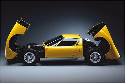 Bild: Lamborghini Oldtimer