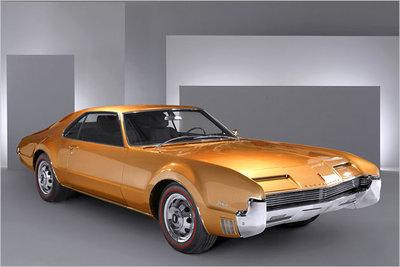 Bild: Oldsmobile Oldtimer