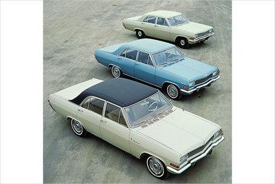 Bild: Opel Oldtimer