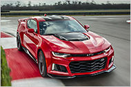 Der Chevrolet Camaro ZL1 hat 650 PS