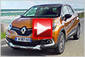 Das Renault Captur Facelift im Video