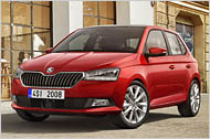 skoda fabia neu 2019 preise technische daten alle infos. Black Bedroom Furniture Sets. Home Design Ideas