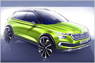 skoda kodiaq neu 2019 preise technische daten alle infos. Black Bedroom Furniture Sets. Home Design Ideas