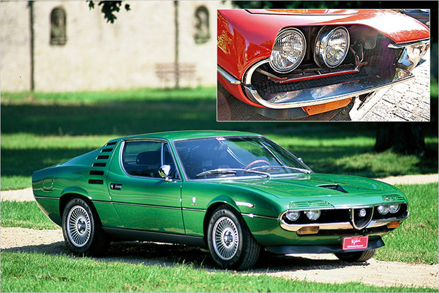 alfa romeo montreal gebraucht g nstig kaufen. Black Bedroom Furniture Sets. Home Design Ideas