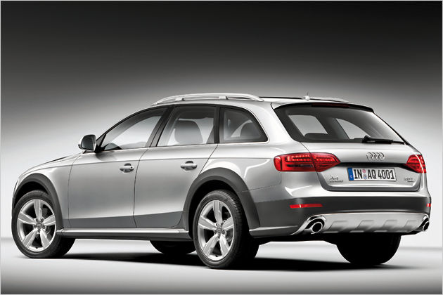 audi a4 allroad neu 2019 preise technische daten alle. Black Bedroom Furniture Sets. Home Design Ideas
