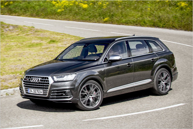audi q7 neu 2017 preise technische daten alle infos. Black Bedroom Furniture Sets. Home Design Ideas