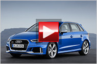 Audi in: Im Video: Alle Infos zum Audi RS 3 Sportback (2017)