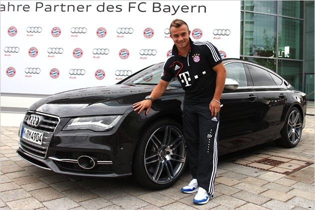 audi s7 gebraucht g nstig kaufen. Black Bedroom Furniture Sets. Home Design Ideas