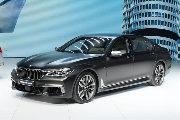 Bmw 760li M7 2014 | Autos Post
