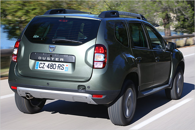 dacia duster suv gebraucht gebrauchtwagen und test. Black Bedroom Furniture Sets. Home Design Ideas