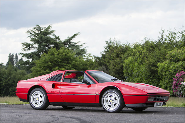ferrari 328 gts gtb gebraucht gebrauchtwagen kaufen for sale. Black Bedroom Furniture Sets. Home Design Ideas