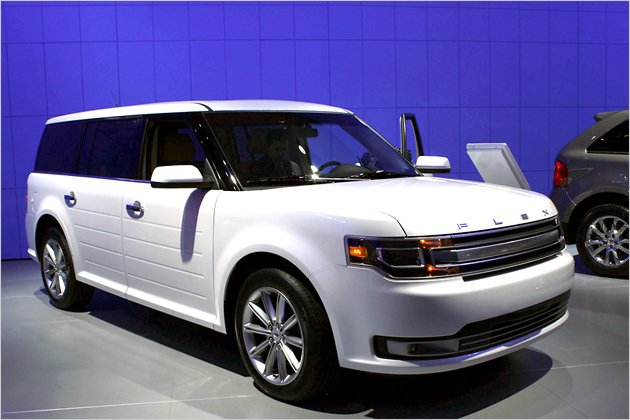 ford flex gebraucht g nstig kaufen. Black Bedroom Furniture Sets. Home Design Ideas