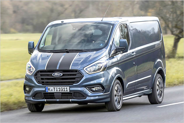 ford transit neu 2019 preise technische daten alle infos. Black Bedroom Furniture Sets. Home Design Ideas