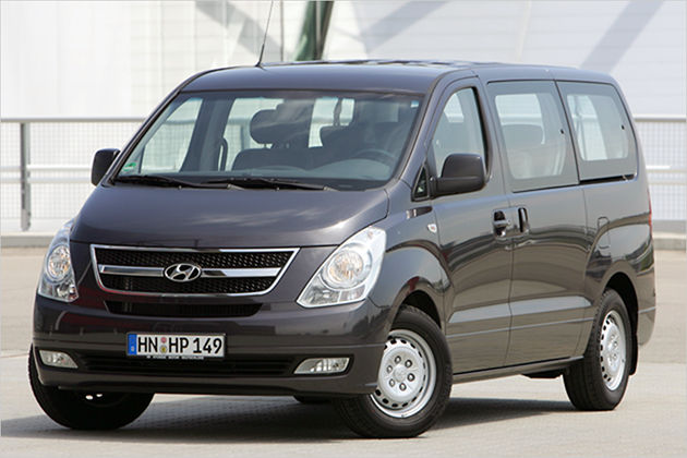 Hyundai H-1 Travel 2.5 CRDi 85 kW