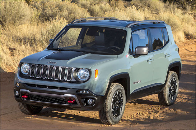 jeep renegade gebraucht g nstig kaufen. Black Bedroom Furniture Sets. Home Design Ideas