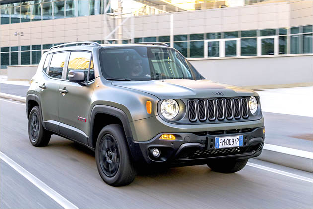 jeep renegade neu 2018 preise technische daten alle infos. Black Bedroom Furniture Sets. Home Design Ideas