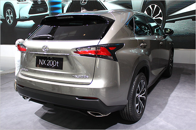 lexus nx 200t suv gebraucht g nstig kaufen. Black Bedroom Furniture Sets. Home Design Ideas