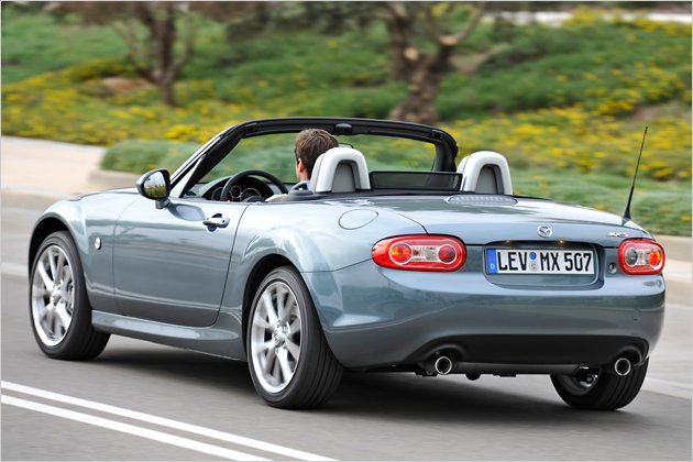 mazda mx 5 gebraucht gebrauchtwagen tuning und test. Black Bedroom Furniture Sets. Home Design Ideas