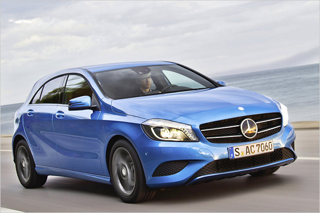 mercedes a 160 cdi blue efficiency gebraucht. Black Bedroom Furniture Sets. Home Design Ideas