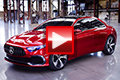 Mercedes-Benz in: Mercedes Concept A Sedan: A-Klasse-Ausblick im Video