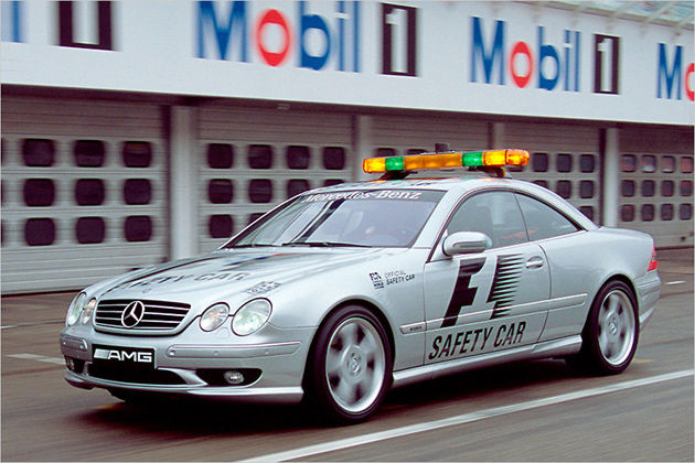 Mercedes-AMG CL 55