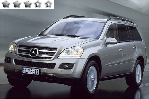 mercedes gl 320 cdi 4matic gebraucht gebrauchtwagen. Black Bedroom Furniture Sets. Home Design Ideas
