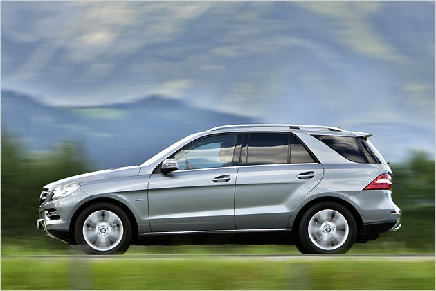 Mercedes ml 250 cdi bluetec 4matic gebraucht for Mercedes benz ml 250 bluetec
