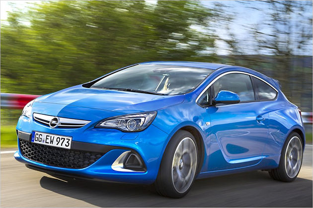Opel Astra OPC: 280 PS