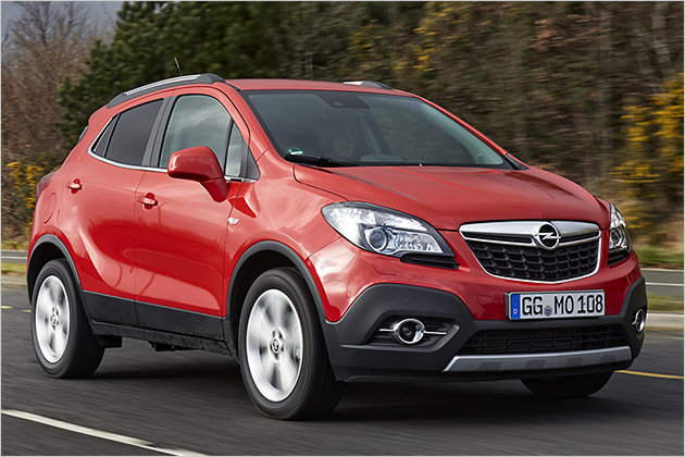 opel mokka suv gebraucht bilder und test berichte. Black Bedroom Furniture Sets. Home Design Ideas