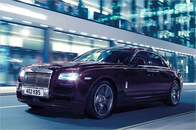 rolls royce ghost gebraucht g nstig kaufen. Black Bedroom Furniture Sets. Home Design Ideas