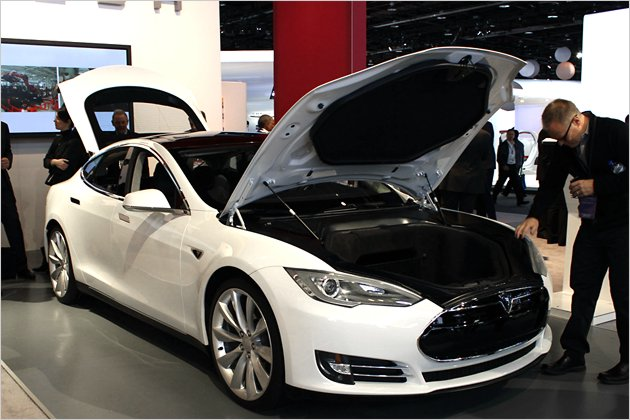 tesla model s gebraucht auto izbor. Black Bedroom Furniture Sets. Home Design Ideas