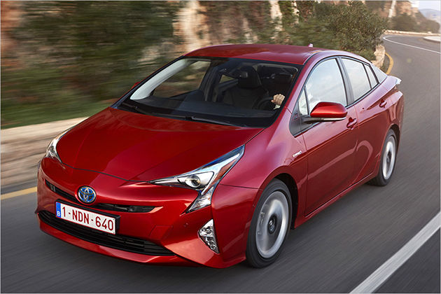 "Toyota Prius: Platz 2 ""World Green Car of the Year"""