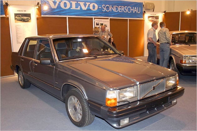 volvo 760 gebraucht g nstig kaufen. Black Bedroom Furniture Sets. Home Design Ideas