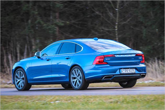 Volvo S90 Neu 2019 Preise Technische Daten Alle Infos